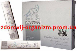 Сильвер Фокс Silver fox Серебряная Лиса