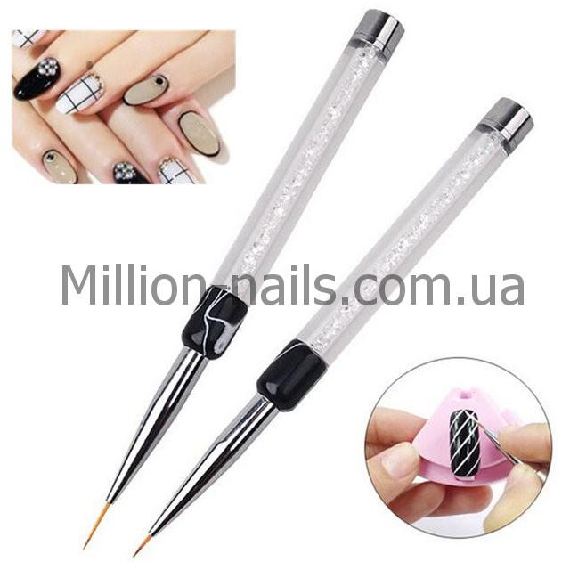 Кисть Komilfo для росписи ногтей