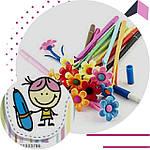 Ручки для детей, тренажеры, держатели