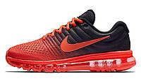 Мужские кроссовки Nike Air Max 2017 Red Black