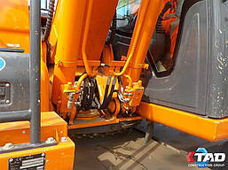 Колесный экскаватор Doosan DX160W-3 (2014 г), фото 3