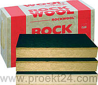 Плиты из каменной ваты WENTIROCK MAX F 100мм