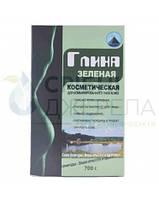 Зеленая глина для антицелюлитного обертывания