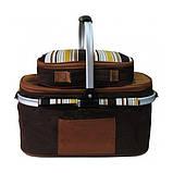 Набор для пикника с изотермической сумкой Time Eco TE-432 BS, фото 2