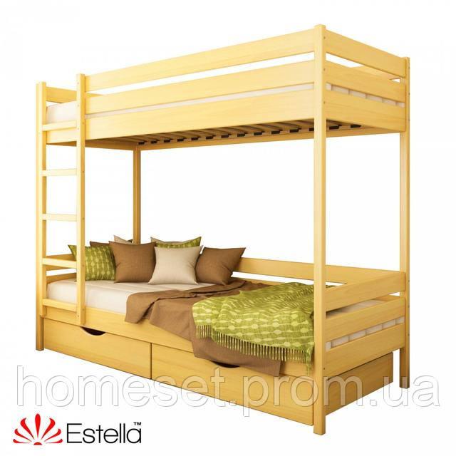 Диана кровать массив бук