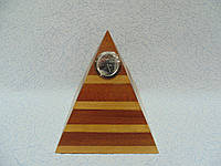 Настольный офисный деревянный набор размер 20*15*15