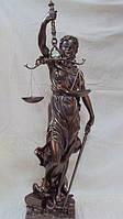 Статуэтка  керамическая Фемида высота 73 см