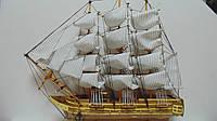 Сувенирная модель старинного корабля размер 47*45