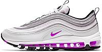 Женские кроссовки Nike Air Max 97 Grey/Pink