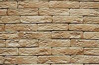 Декоративный камень Римский Кирпич 19,5х5