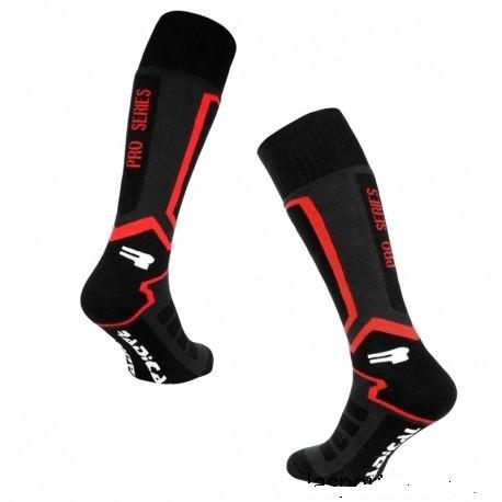 Лижні / повсякденні термошкарпетки Radical Pro Series (original) Червоні