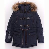 Зимняя курточка для мальчиков Дракон