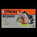 Пила дисковая STROMO SC-2050, фото 2