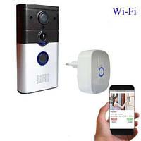 Камера CAMERA Door wifi CAD 720P видео домофон  с wi-fi и управлением с телефона