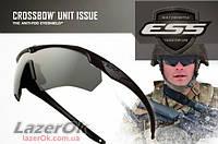Тактические очки ESS Crossbow 5LS + 1 поляризованная линза
