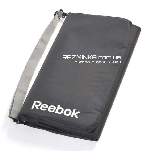 Складной коврик для тренировок Reebok Rael 16мм