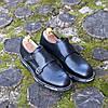 Итальянские мужские  туфли монки 42 размер , фото 5