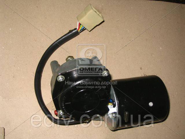 Моторедуктор стеклоочистителя ГАЗ 3307, ЗИЛ 12В (пр-во г.Калуга) 161.3730