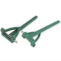 Основа  для бутоньерки с застежкой, длина 6,7 см, 1 шт.