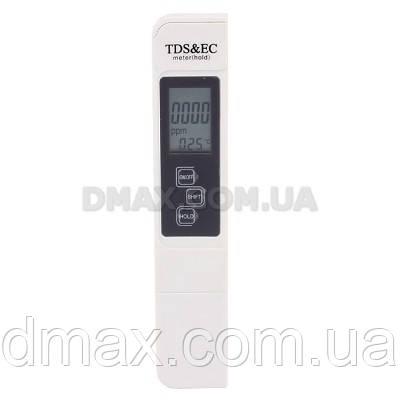 Комбинированный кондуктометр и солемер с датчиком температуры (AP-03) - Интернет магазин DMAX в Одессе