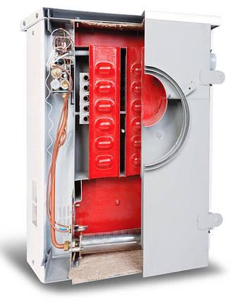Котел газовый напольный Атон Compact-16 E Парапетный, SIT 630 Италия, фото 2