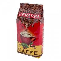 Кофе зерновой Ferarra 1 кг с чашкой внутри пачки
