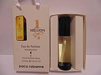 Мужской парфюм в подарочной упаковке 1 Million Paco Rabanne 35 мл