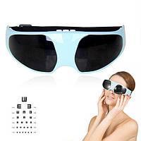 Массажные очки для глаз Healthy Eyes. Высокое качество. Инновационное изобретение. Купить онлайн. Код: КДН2298