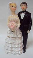 """Статуэтка """"Свадьба"""" высота 8 см"""