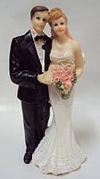 """Статуэтка """"Свадьба"""" высота 11 см"""