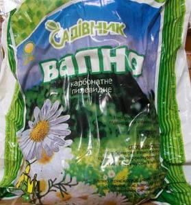 Вапно карбонатне пилевидне 5кг (Садівник)