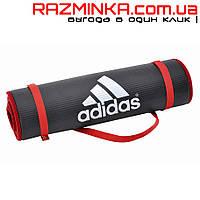 Коврик (мат) для фитнеса Adidas 7мм