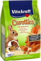 Лакомство Vitakraft Carroties для крупных грызунов с морковью и злаками, 50 г