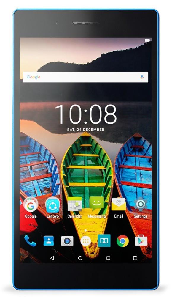 Планшет Lenovo Tab 3 730M 3G 16GB Polar White, фото 1