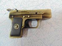 Пистолет зажигалка  размер 8*6