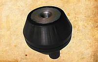 Коническая антивибрационная опора Ø89х68 мм для поглощения вибраций, борьбы с шумом и ударами