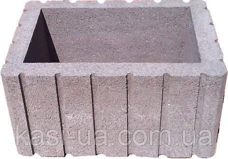 Уличная урна (цветник) бетонная №2