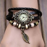 Модные женские наручные часы-браслет Petal