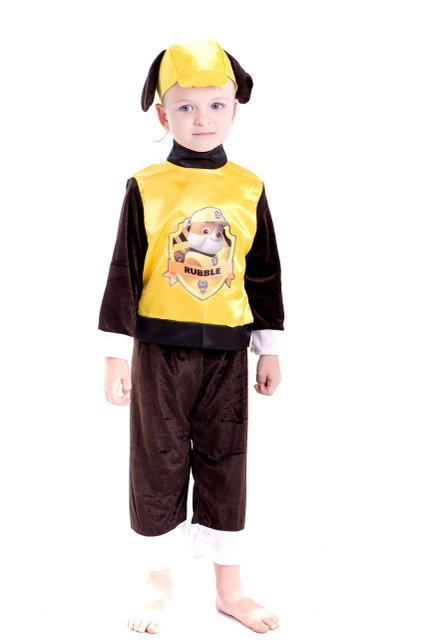 Детский карнавальный костюм для мальчика Крепыш