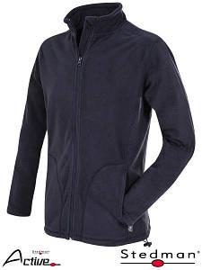 Зимняя мужская флисовая кофта Stedman SST5030,(original) Германия куртка