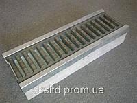Чугунная решетка, фото 1
