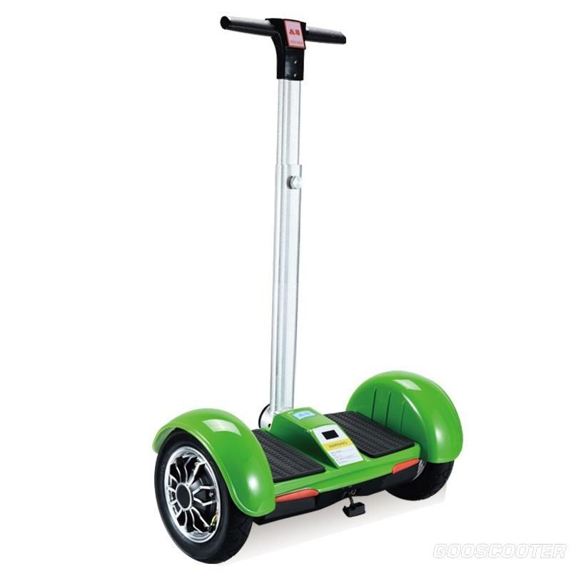 Сигвей А8 зеленый цвет мощность 1000W