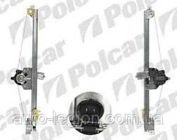Электрический стеклоподъёмник передней левой двери на Renault Trafic 2001-> — Polcar (Польша)  -  6026PSE1