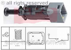 Влючатель педали сцепления (серый) на Renault Trafic 2001->  —  EPS (Италия) - 1.810.150