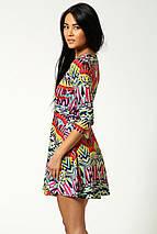 Новое платье в принт Boohoo, фото 2