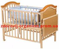Детская кроватка Geoby TMHA H-452