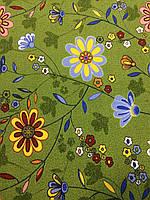 Детский ковролин Цветочки