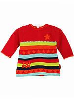 Детское Платье для девочки 6-12 месяцев