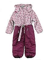 Детский Комбинезон для девочки 4-7 лет