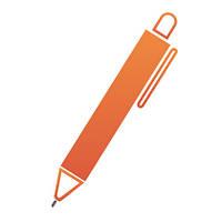 Ручки пластиковые